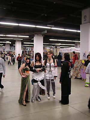/Anime and game show 2007 - part 2