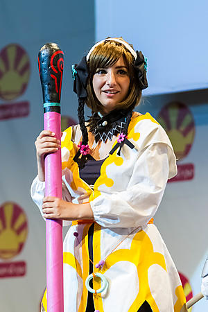 "/JapanExpo XV Impact - 2014 - Election de l'ambassadeur ""Thales of"""